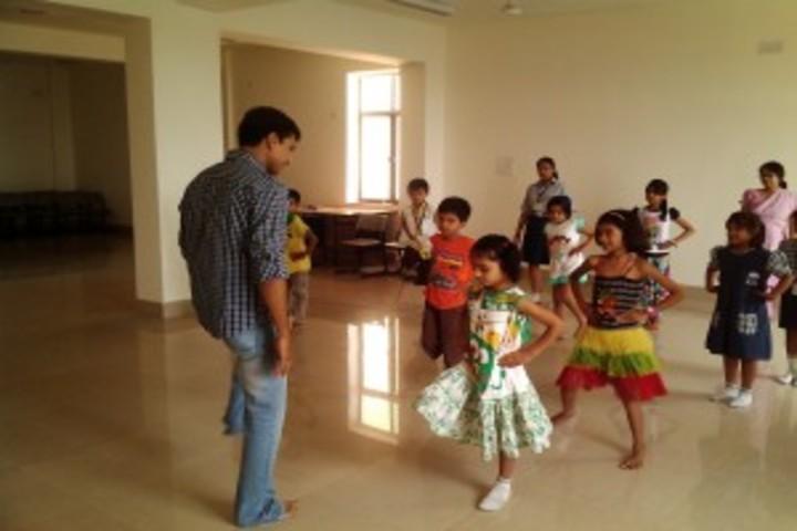 Usha Martin World School-Dance Room