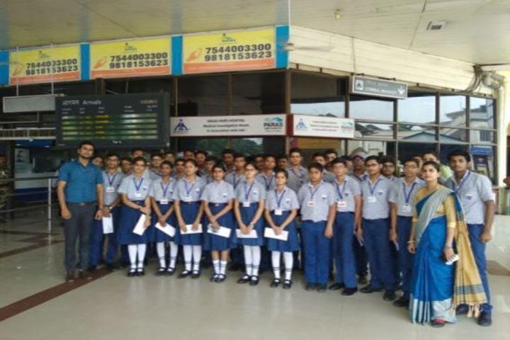 Usha Martin World School-Educational Tour