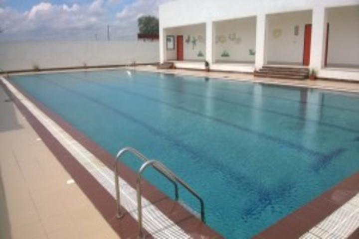 Usha Martin World School-Swimming Pool