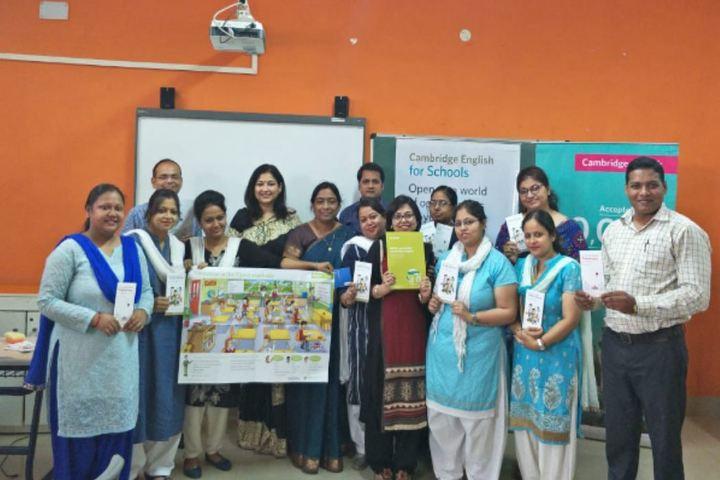 Usha Martin World School-Workshop