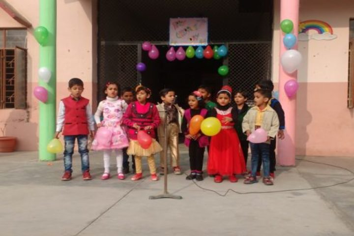 """New Era English Academy-Childrens Day"""