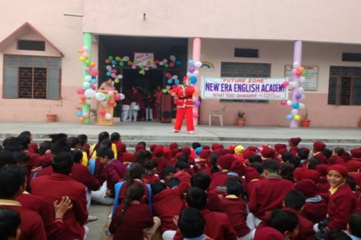 New Era English Academy-Christmas Celebrations