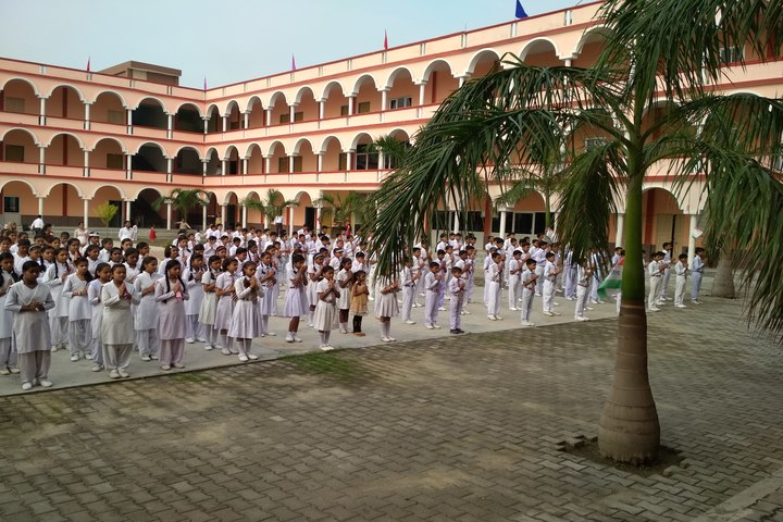 New Era School - Assembly