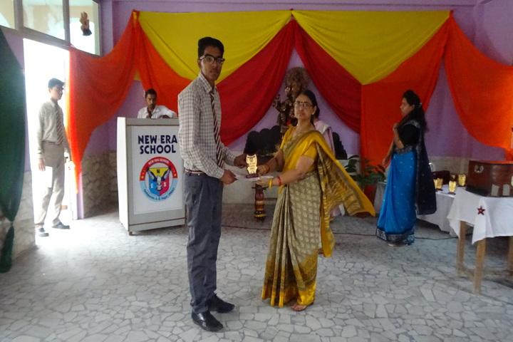 New Era School - Award