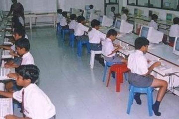New Era School - Computer lab