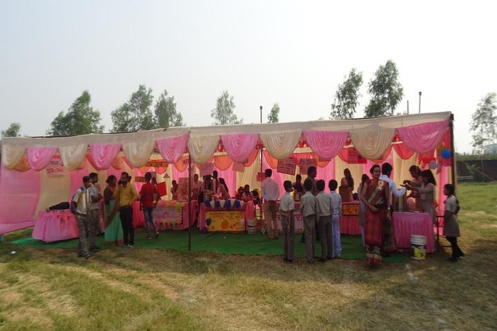 New Era School - Food festival