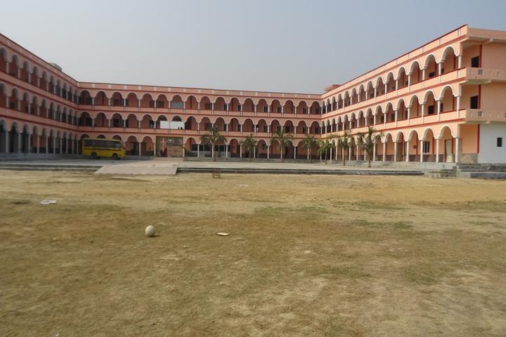 New Era School - Ground