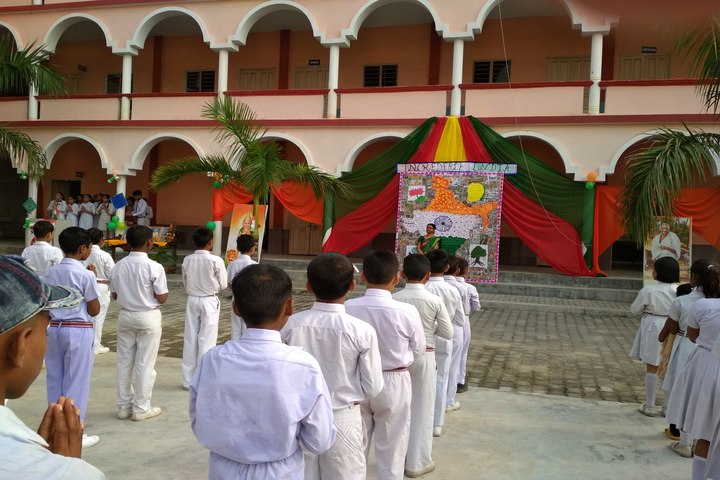 New Era School - Independence day