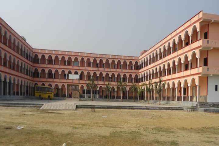 New Era School - School Building