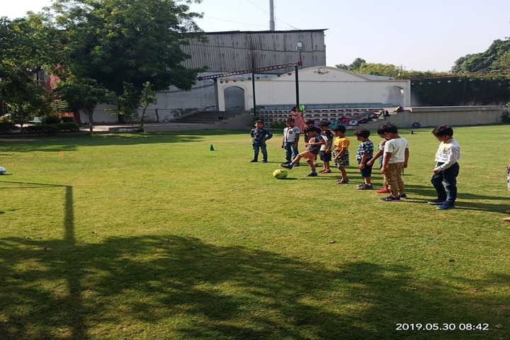 New Era School-Play Ground