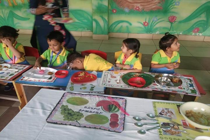 New Era School-Classroom Activity