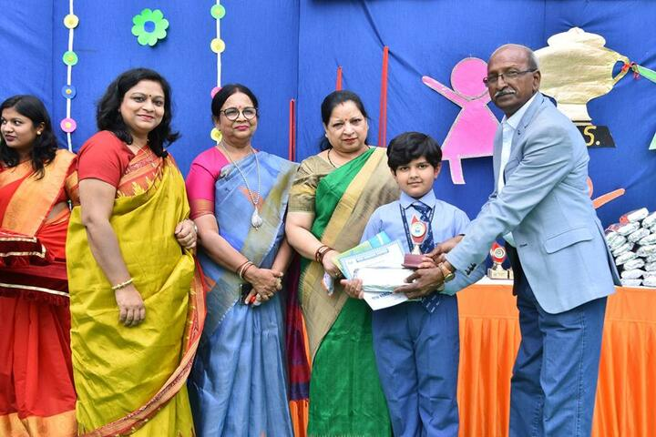 New Horizon School-Annual Prize Distribution Day