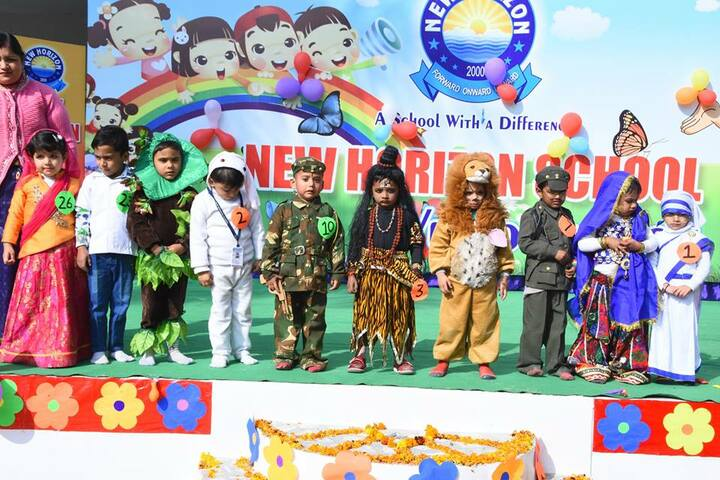 New Horizon School-Fancy Dress Competition