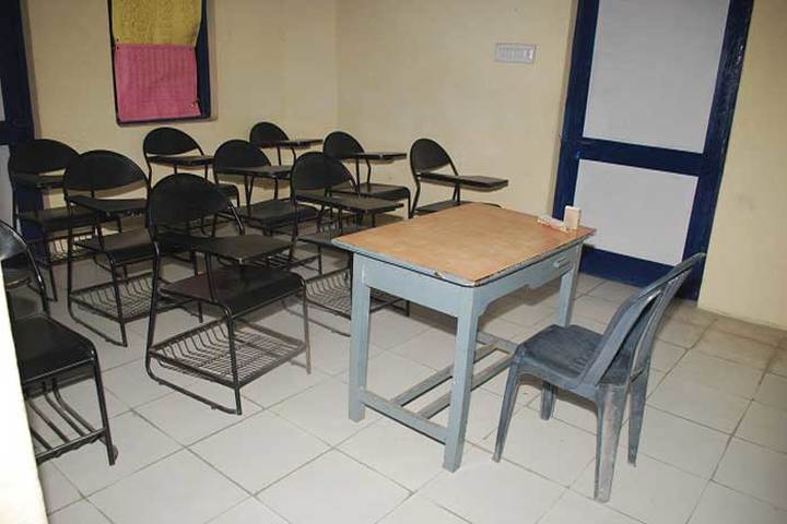 New Kingston Senior Secondary School-Classroom