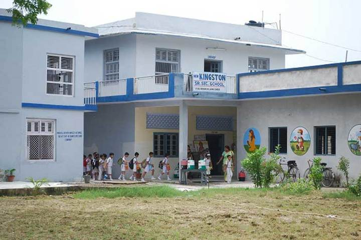 New Kingston Senior Secondary School-School Building