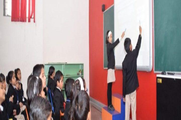 New LancerS Convent-Classroom