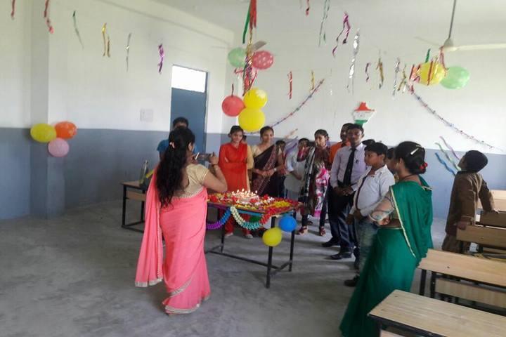 New Lucknow Public School-Birthday Celebrations