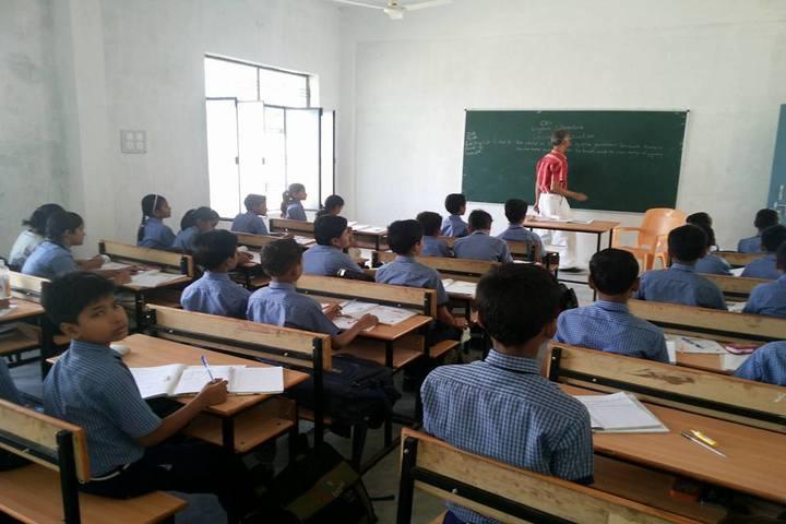 New Lucknow Public School-Classroom