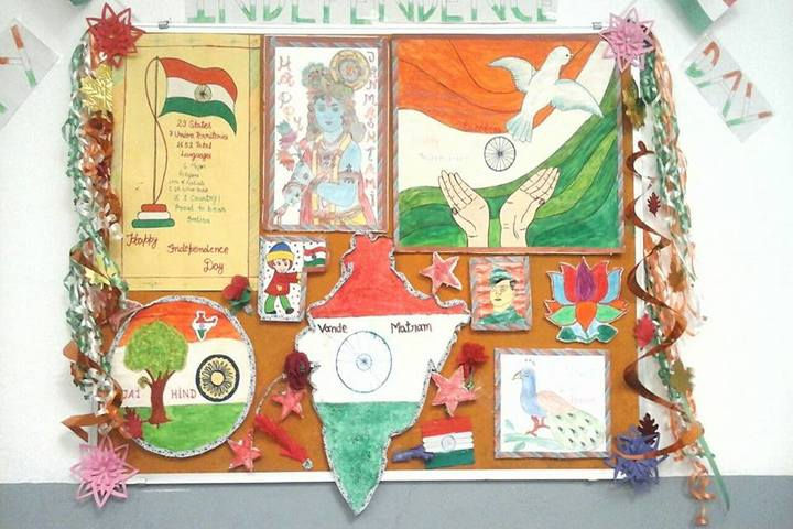 New Lucknow Public School-Independence Day Celebrations