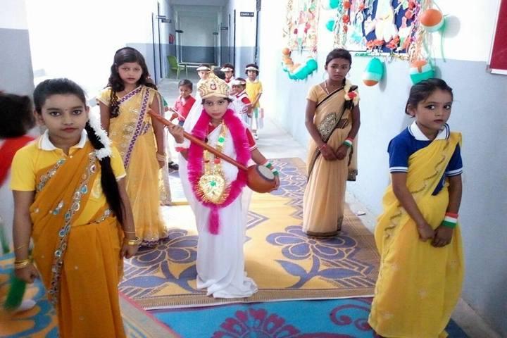 New Lucknow Public School-Krishnashtami Celebrations
