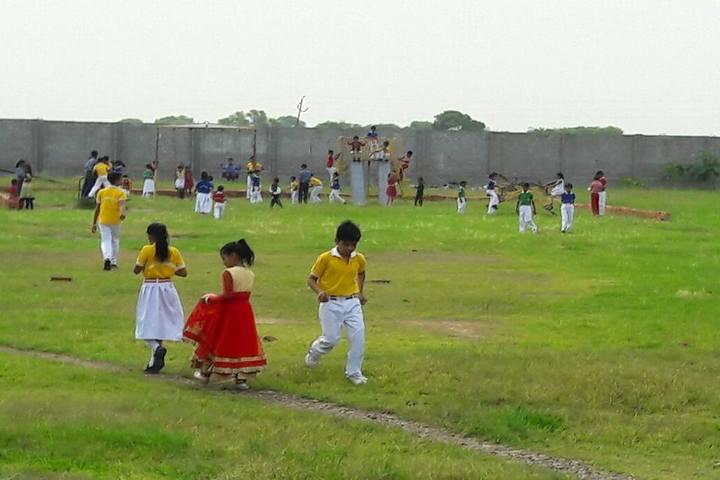 New Lucknow Public School-Play Ground