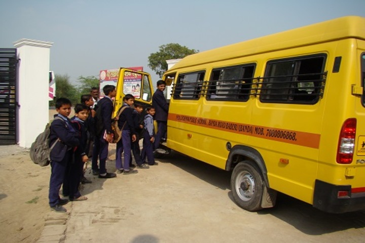 New Lucknow Public School-Transportation