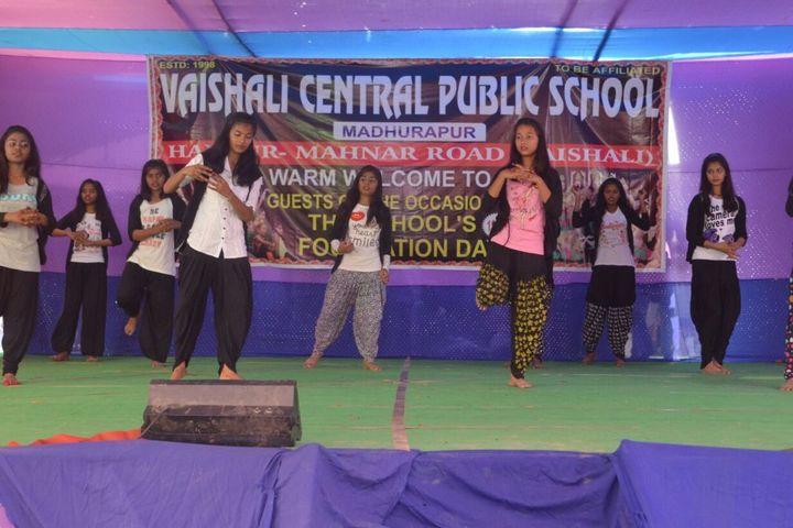 Vaishali Central Public School-Annual Day