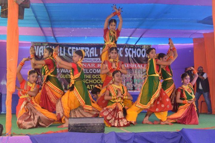 Vaishali Central Public School-Cultural Activity
