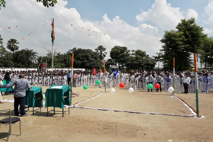 Vaishali Central Public School-Independence Day