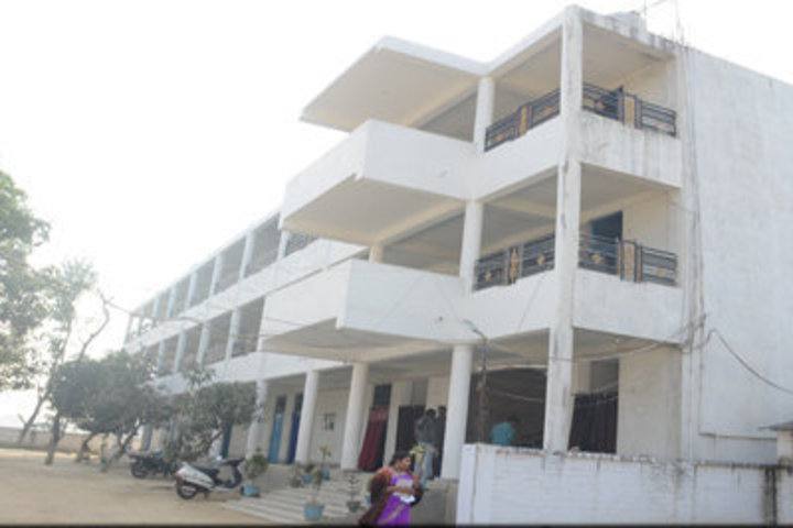 Vaishali Central Public School-School Building