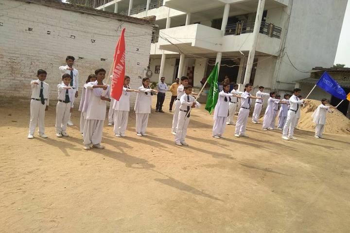 Vaishali Central Public School-Sports