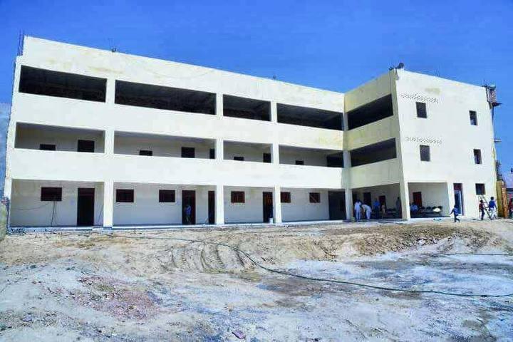 New Sainik Public School-School Building
