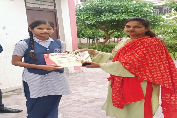 New St Stephen Public School Unit III-Award
