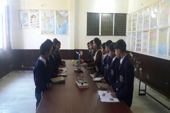 New St Stephen Public School Unit III-Social lab