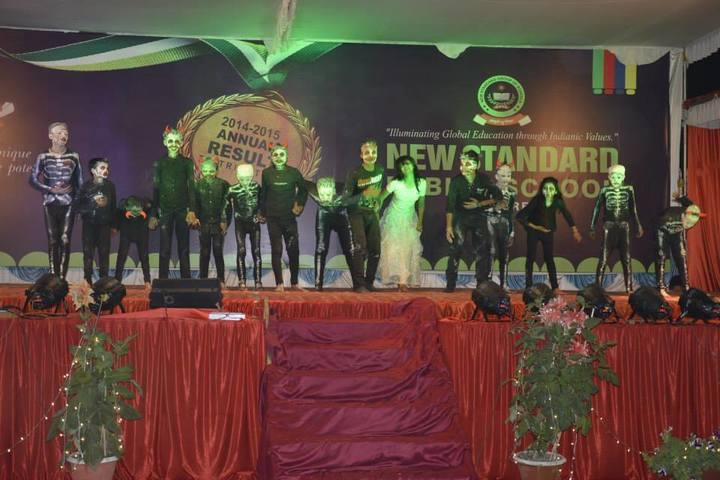 New Standard Public School-Annual Sports Meet