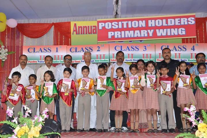 New Standard Public School-Primary Wing