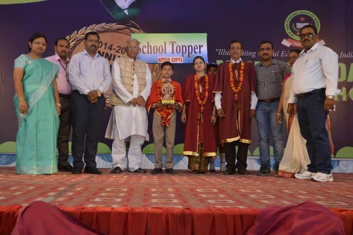 New Standard Public School-School Toppers