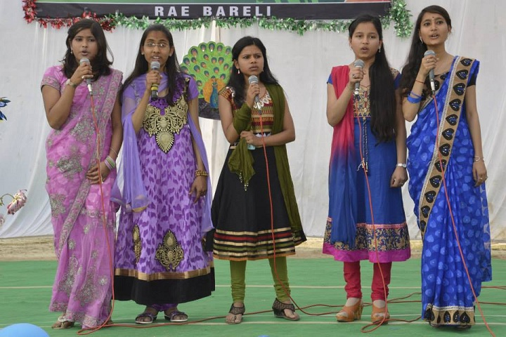 New Standard Public School-Singing Competition