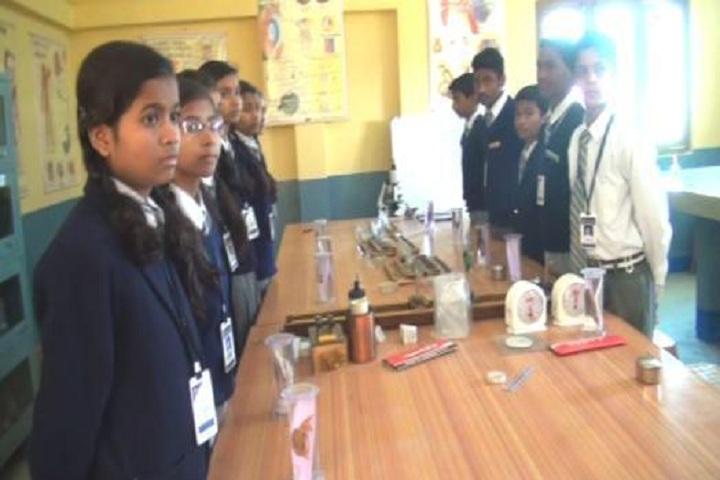 Nidhi Ideal School-Maths Lab