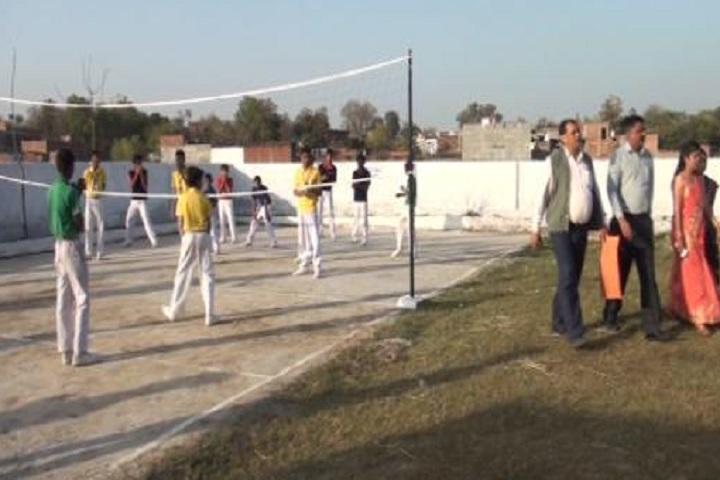 Nidhi Ideal School-Play Ground