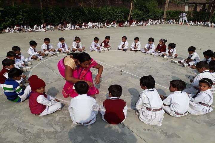 Nimisha Convent School-Activity