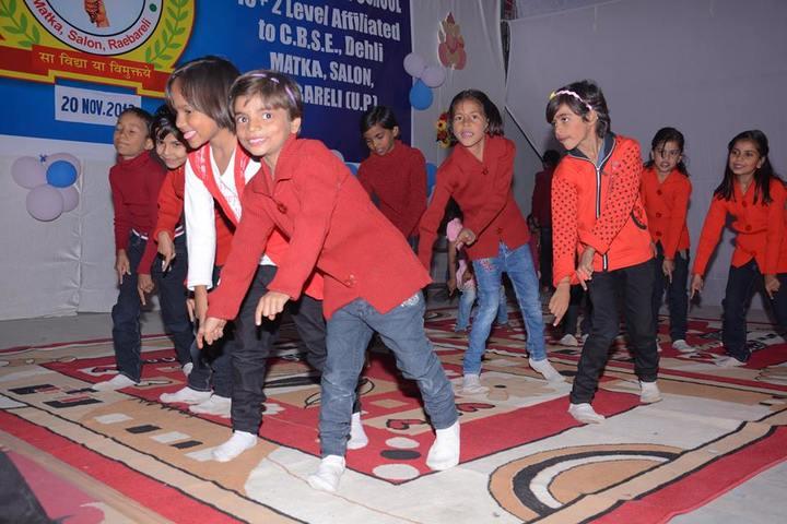 Nimisha Convent School-Red Day Celebrations