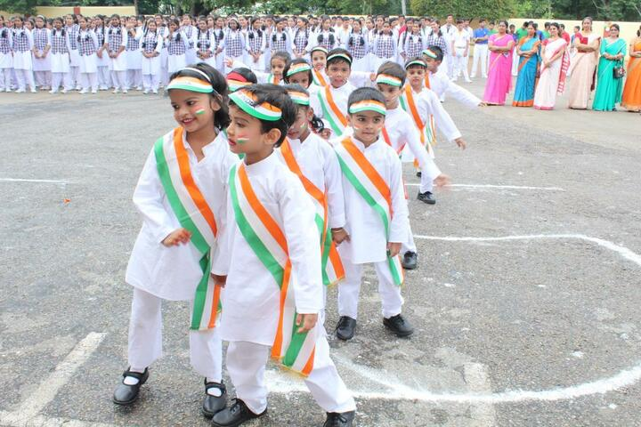 Nirmala Convent High School-Independence Day