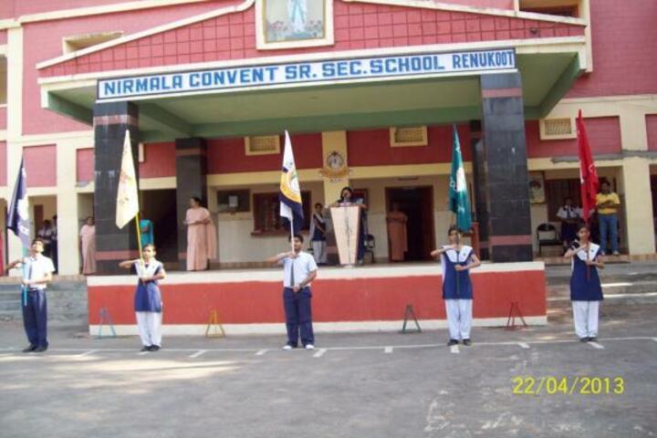 Nirmala Convent High School-Assembly