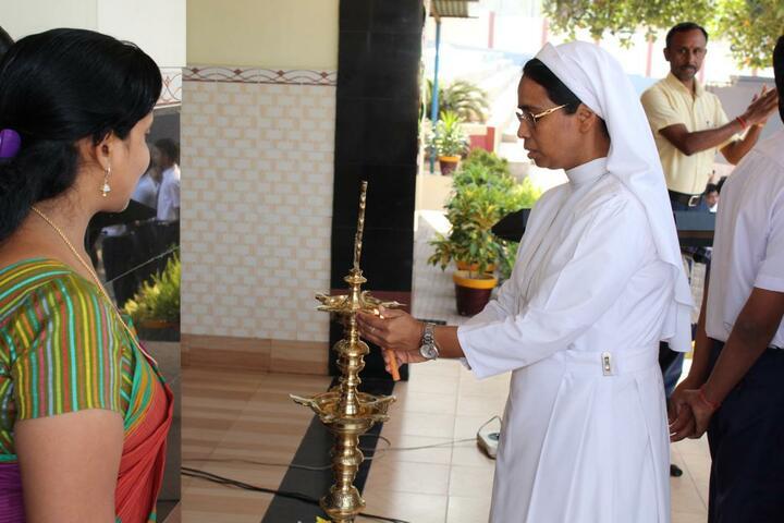 Nirmala Convent High School-Opening Session