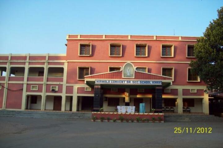 Nirmala Convent High School-School Building