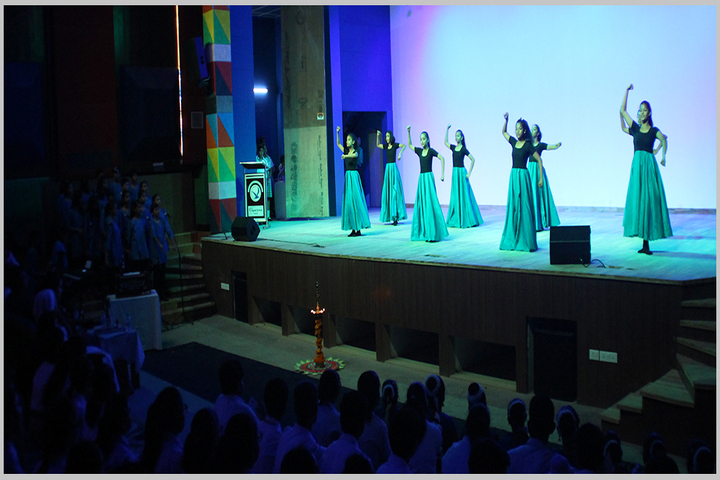 Niscort Fr Agnel School-Annual Day