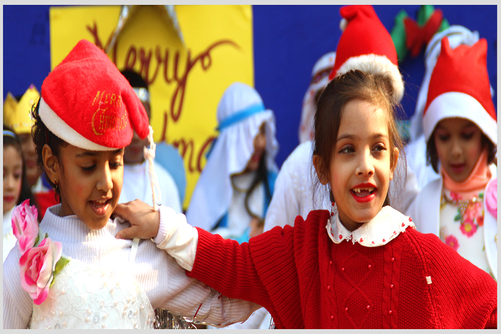 Niscort Fr Agnel School-Christmas Celebrations