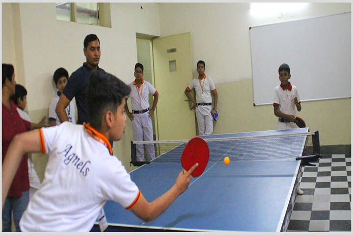 Niscort Fr Agnel School-Indoor Games