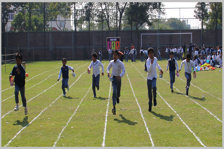 Niscort Fr Agnel School-Sports